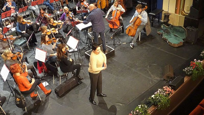 20191115 Mechelen Stadsschouwburg IRSC WP18 repetitie - Veronika Groiss - sopraan